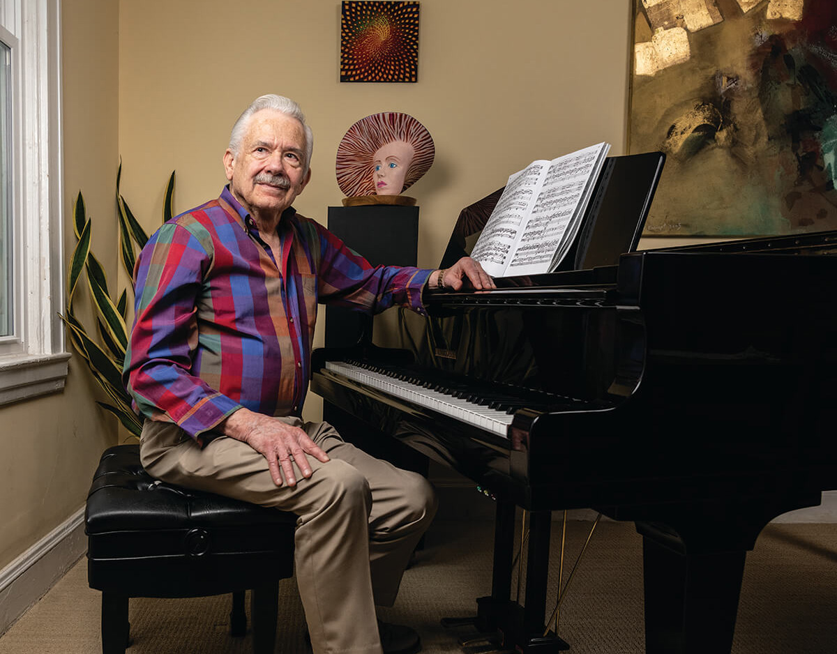 Johns Hopkins Psychologist Bill Richards Studies the Magical Power of Music