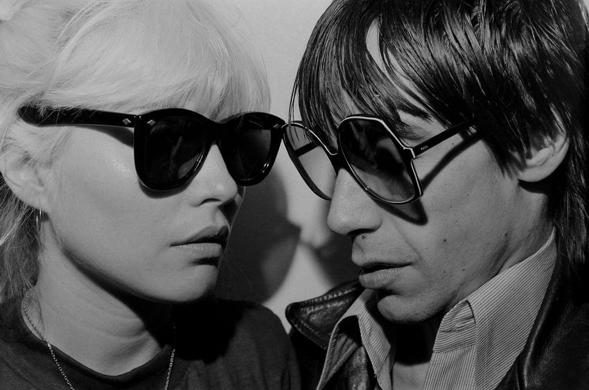 Debbie Harry and Iggy Pop's punk duet on 'Did You Evah'