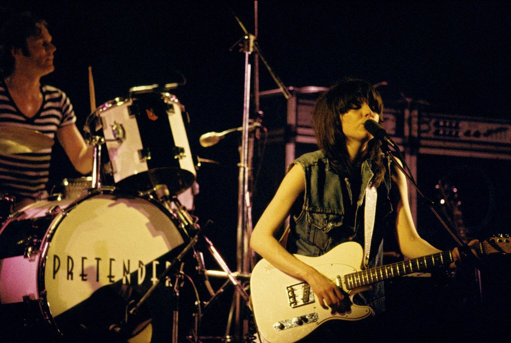 Chrissie Hynde of the Pretenders interview