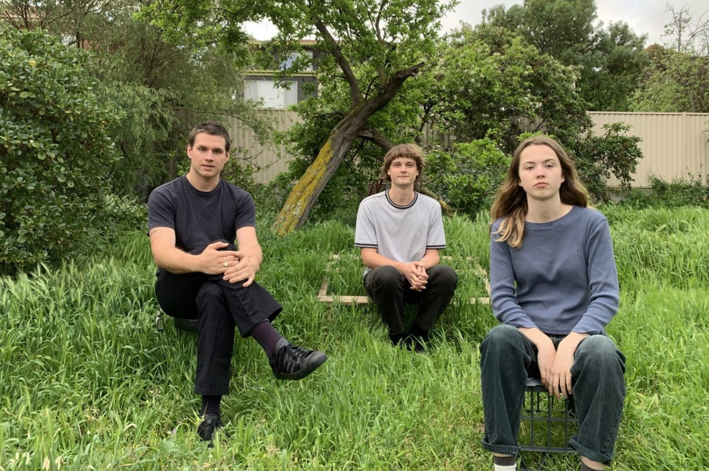 Emerging punks CLAMM make their Melbourne Music Week debut at The Curtin