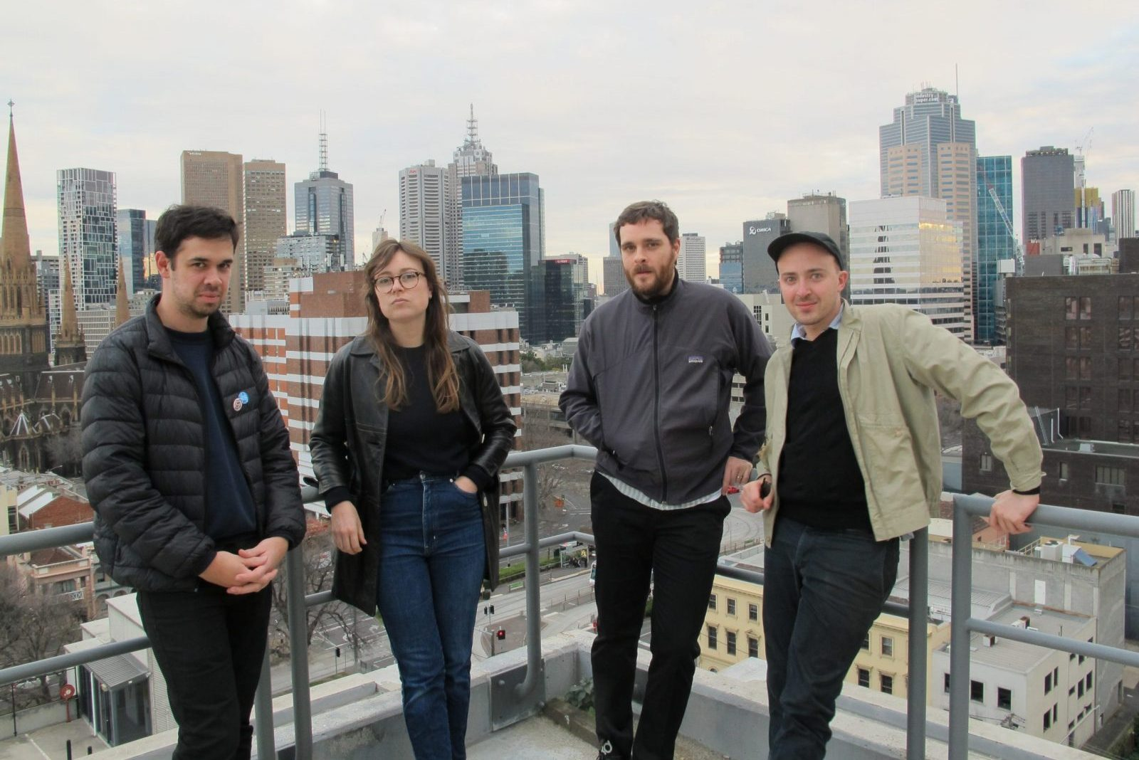 Beloved Melbourne label Anti Fade are bringing two nights of punk to Max Watt's