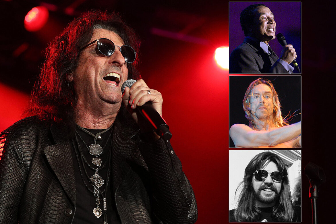 Alice Cooper Recalls the Artists Who Made Detroit Great