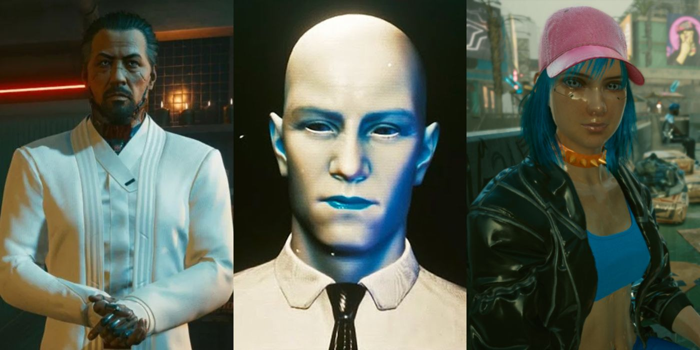 Every Cyberpunk 2077 Character That Can Be Saved & How