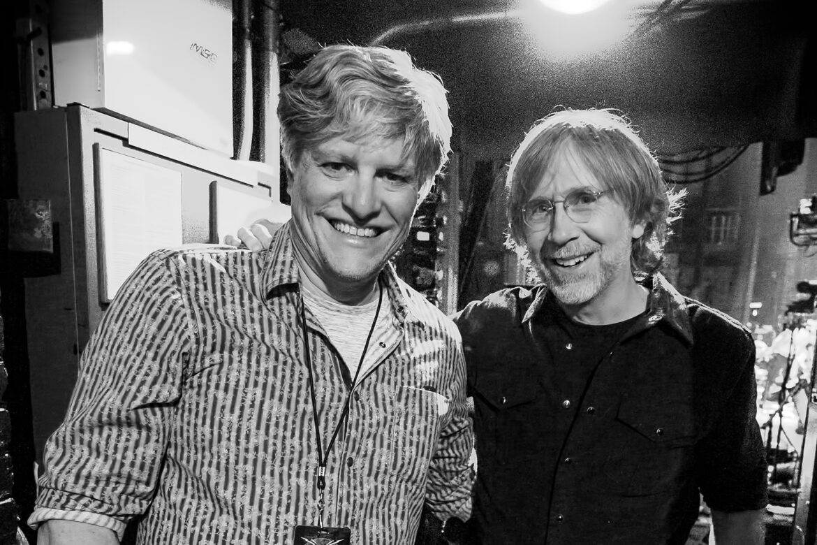 Phish Lyricist Tom Marshall on 35 Years of Writing With the Band
