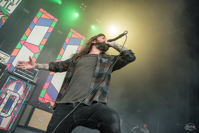 """Every Time I Die Rage On With New Song """"AWOL"""""""