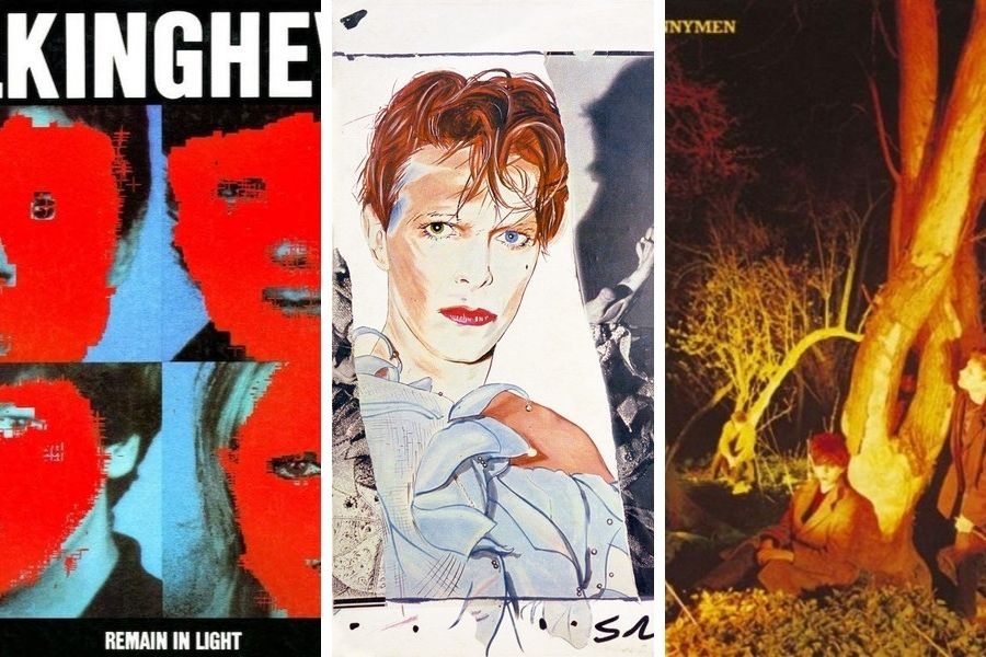 From Talking Heads to David Bowie: Top albums from 1980