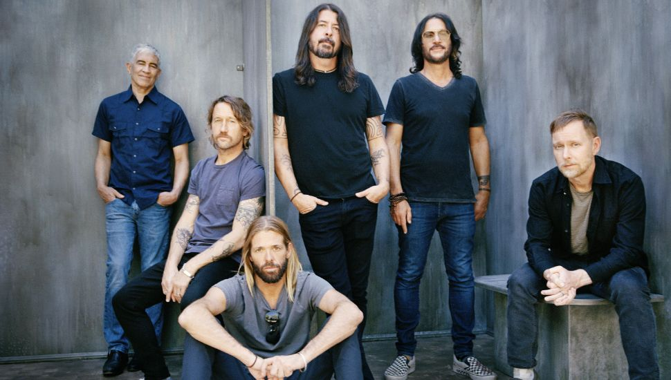 Foo Fighters drop fire music video for 'No Son Of Mine'