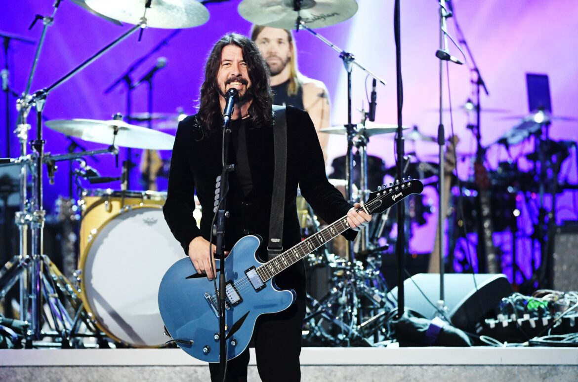 Foo Fighters' 'Medicine At Midnight' Debuts at No. 1 In Australia