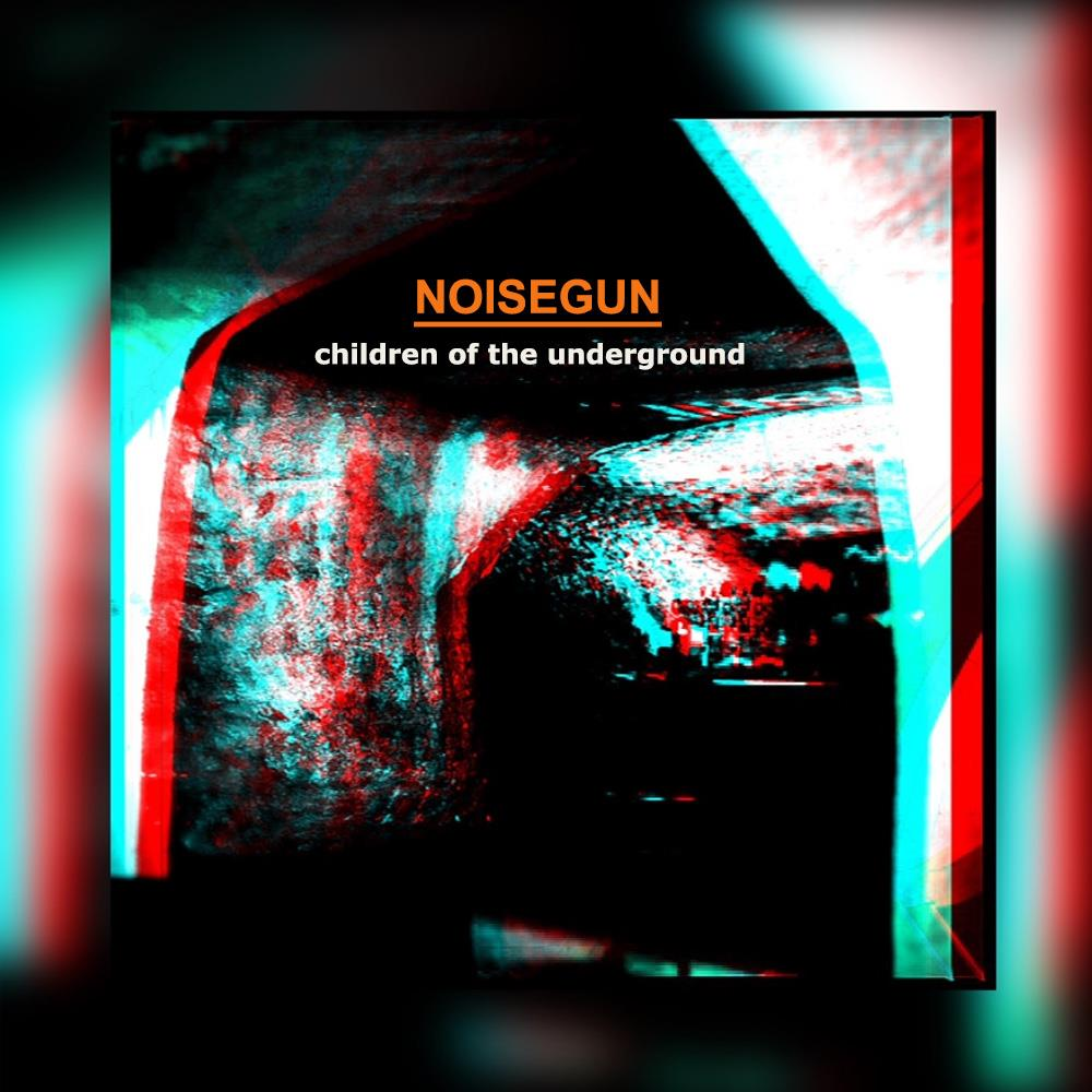 Los Angeles French Post-Punk Artist NoiseGun Releases Fiery New Single