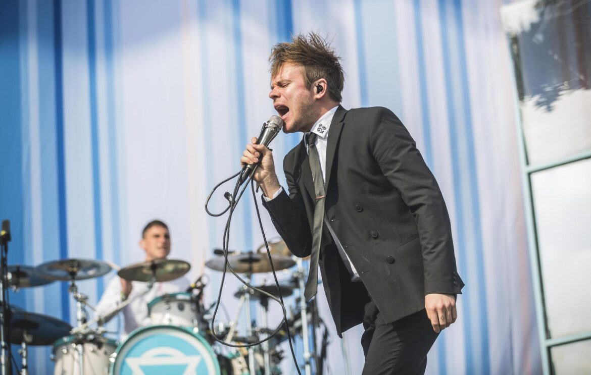 Enter Shikari team up with St Albans City FC for new charity t-shirt