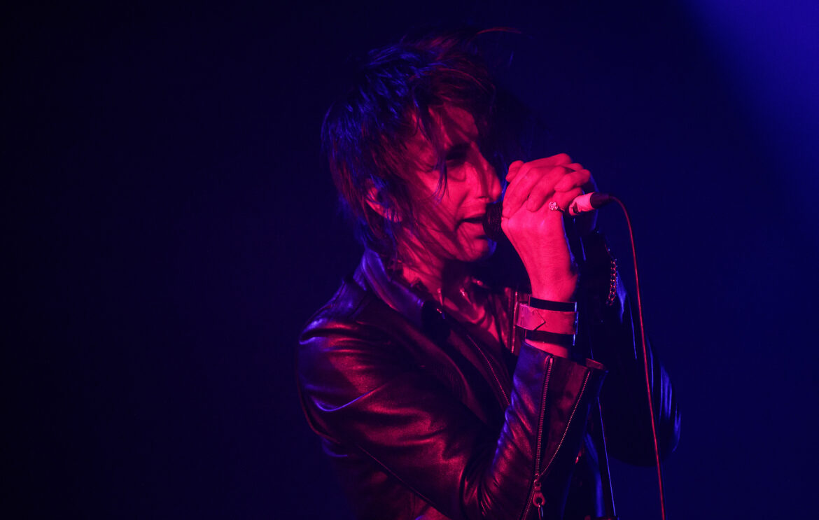 It looks like The Horrors are teasing something new