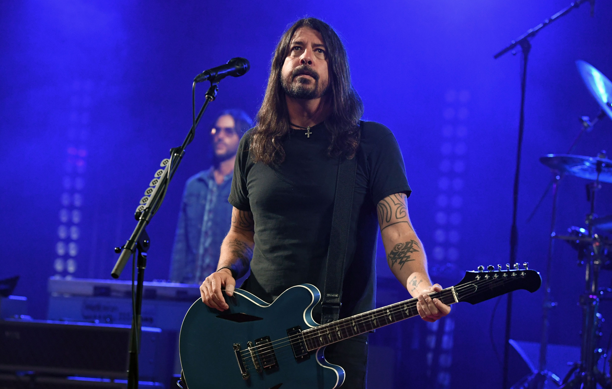 Foo Fighters share snippets of new tracks 'Cloudspotter' and 'Making A Fire'