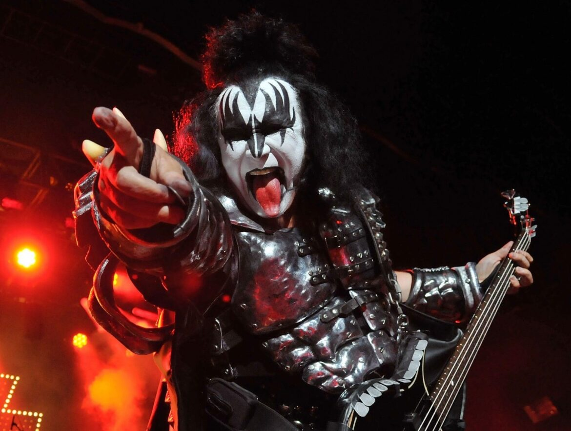 Gene Simmons Says 'Young Fans' Are the Reason Why Rock is Dead