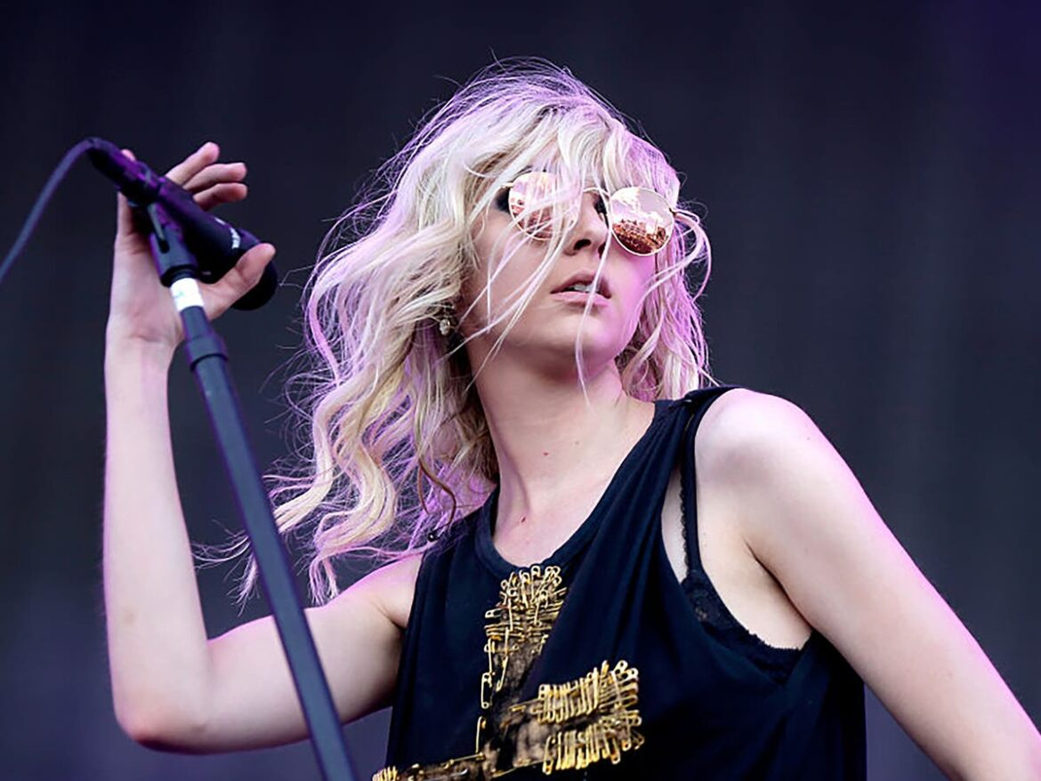 Gossip Girl star Taylor Momsen 'in hole of substance abuse' following death of Chris Cornell