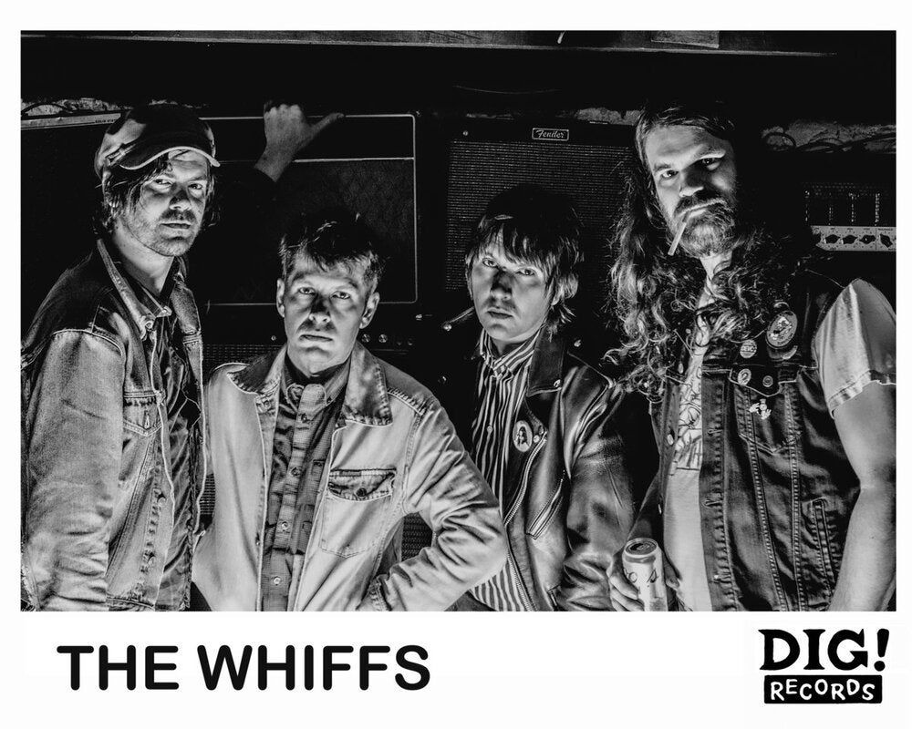 An Interview with Rory Cameron of The Whiffs