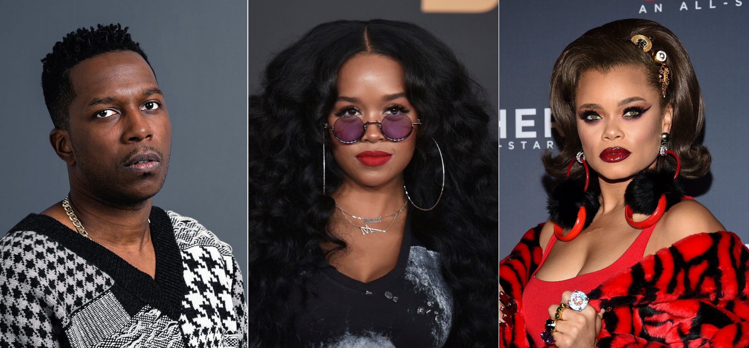Odom Jr., H.E.R., Andra Day score Golden Globe music nods Singers Celeste Diane Warren Andra Day nominations