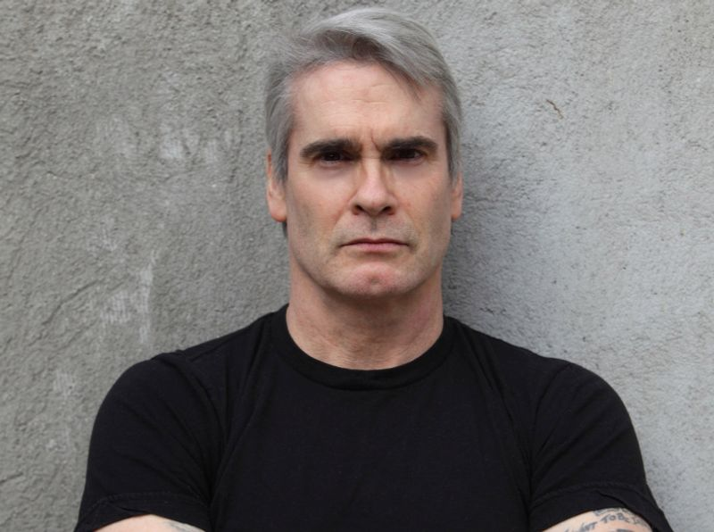 Henry Rollins names his 5 favourite films of all time