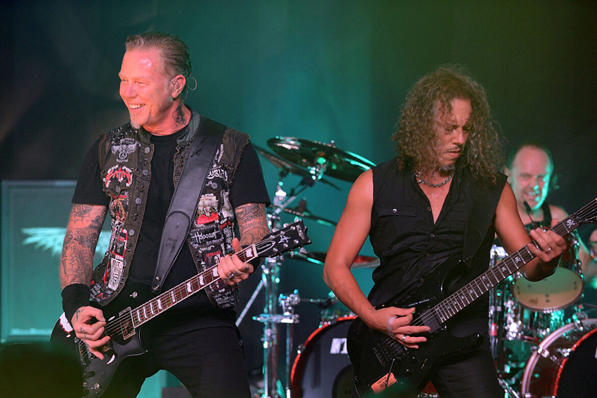 Metallica Surge Back With 5 Entries in Billboard's Top 10 Albums