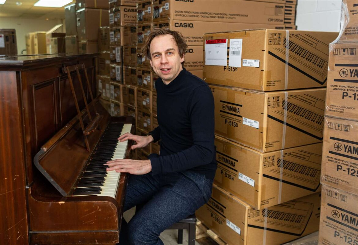 Millers Music makes a start towards a reshaped Cambridge city centre