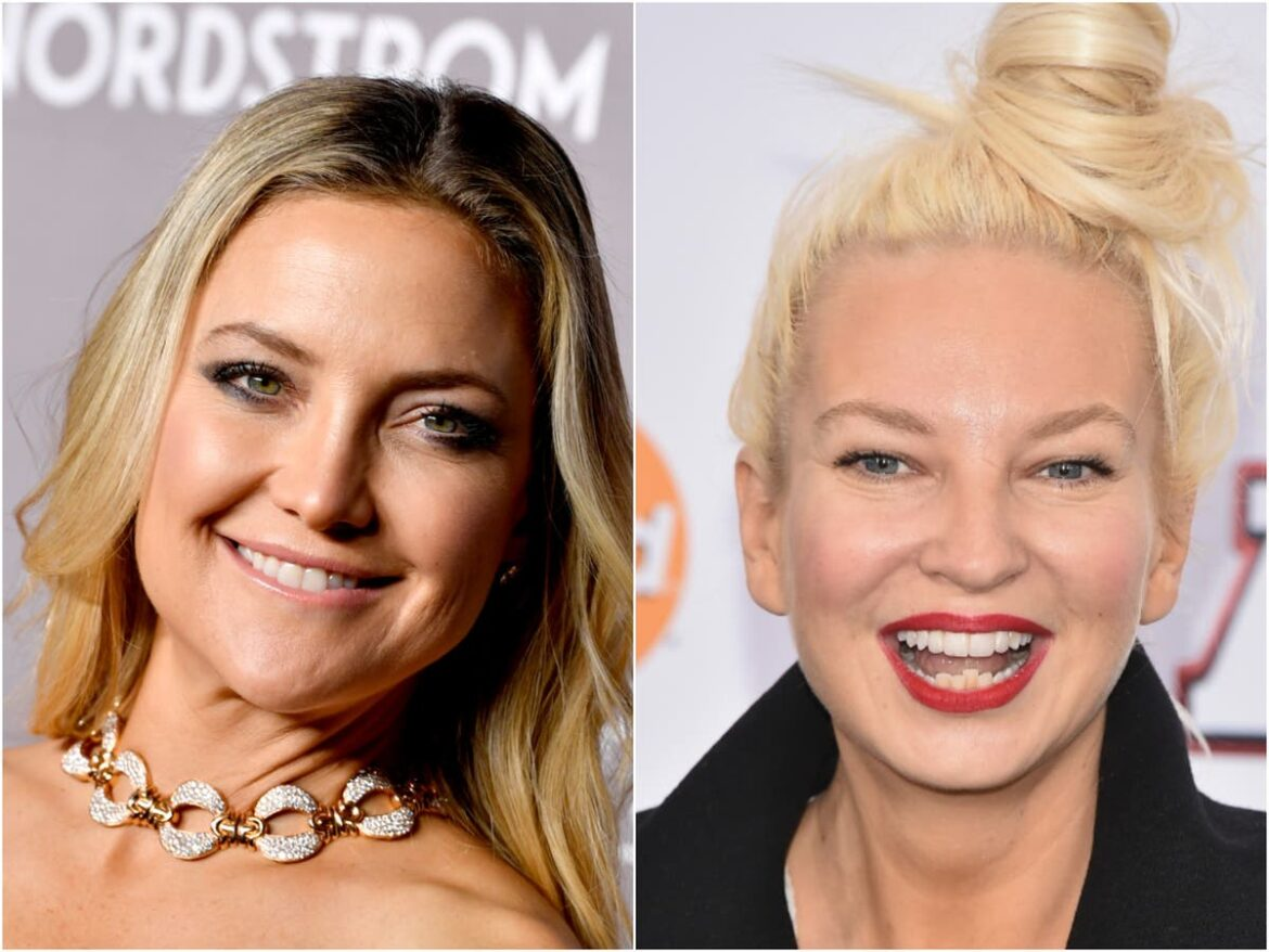 Music: Kate Hudson says she 'feels terrible' that autism community feel 'left out' of Sia's new film
