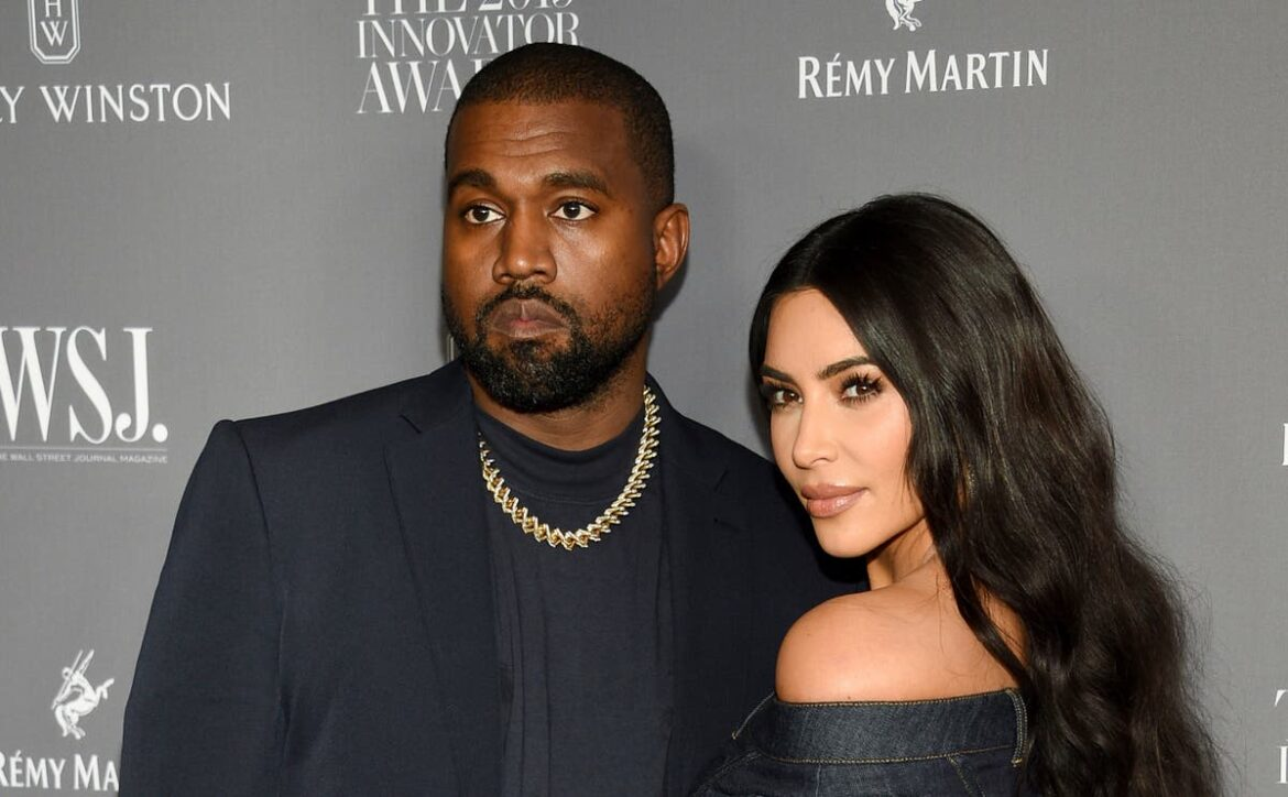 As 'Kimye' become Kim and Kanye, will it stay peaceful? Couple Divorce Kanye West AP Kim