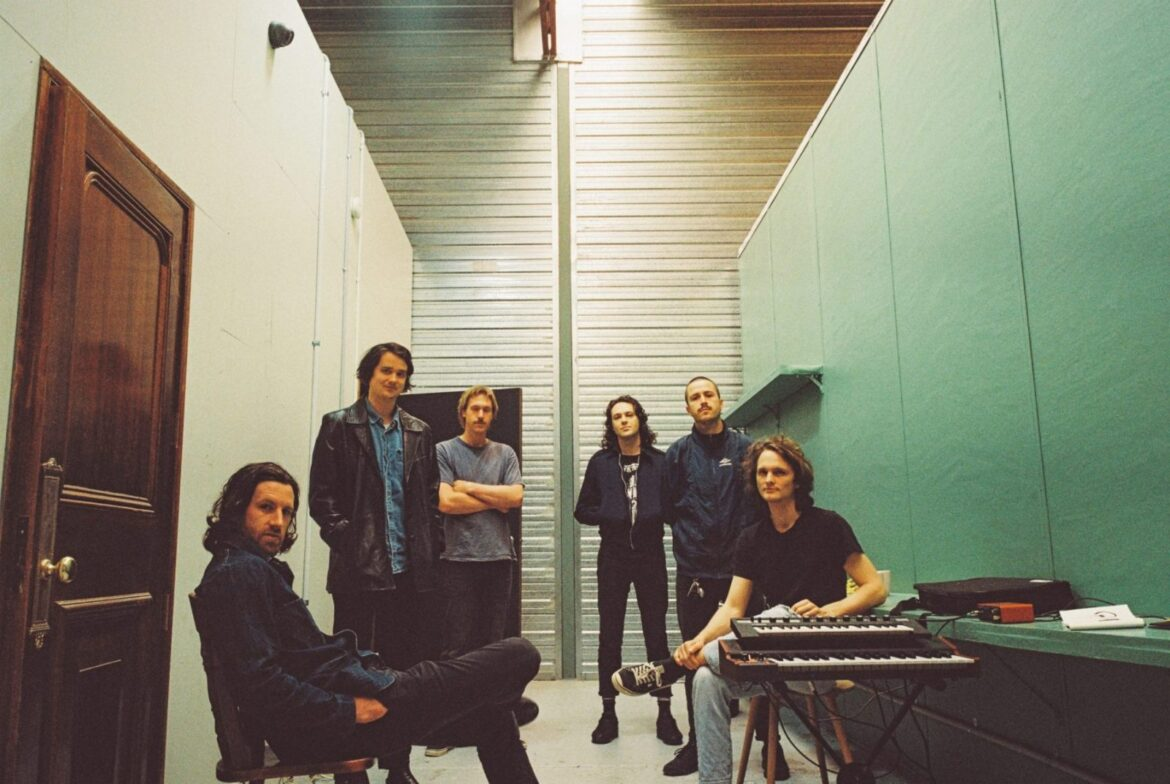 King Gizzard & The Lizard Wizard are hitting The Croxton next week for back-to-back shows