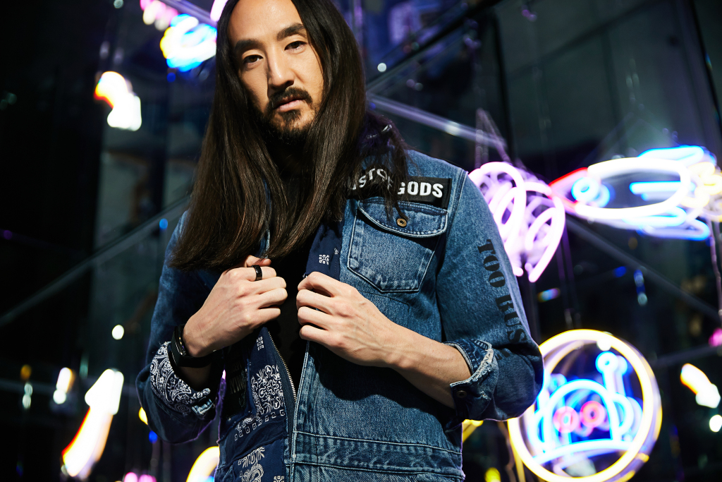 DJ Steve Aoki talks diversifying his Dim Mak record label with new Latin imprint – Press Enterprise