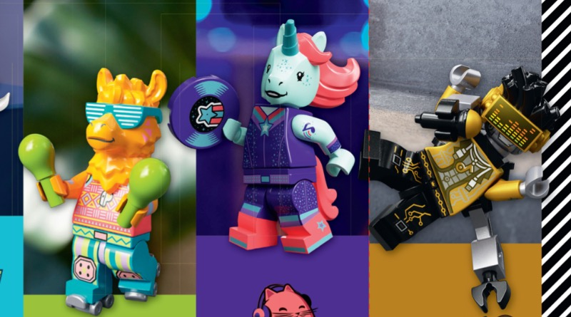 LEGO VIDIYO will cover multiple music genres, from pop to hip hop