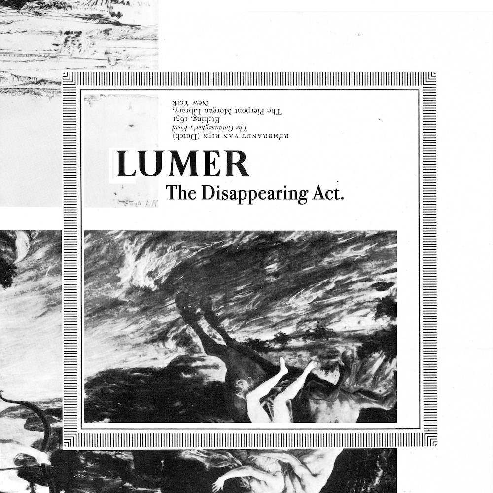 LUMER: The Disappearing Act – EP review
