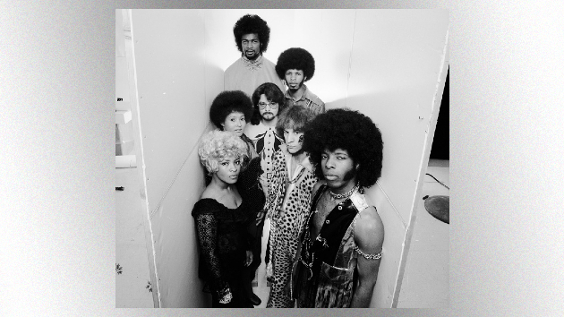 """Watch new animated video for Sly & the Family Stone's chart-topping 1969 hit """"EverydayPeople"""" – Music News"""