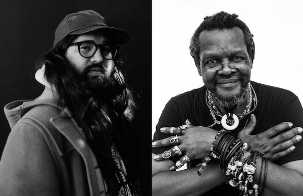 "Matthew E. White and Lonnie Holley Announce New Album Broken Mirror, A Selfie Reflection for Aprile 2021 Release and Share New Song ""I'm Not Tripping/Composition 8"""