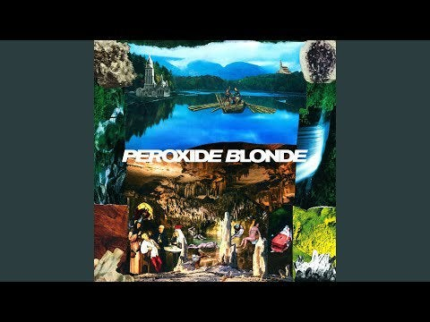 Peroxide Blonde – The world is mine