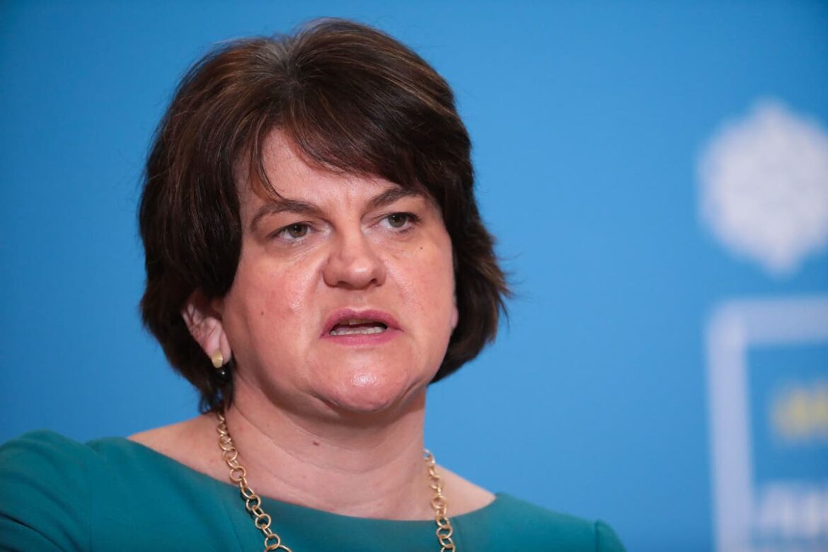 Brexit: DUP launches court challenge to Northern Ireland protocol