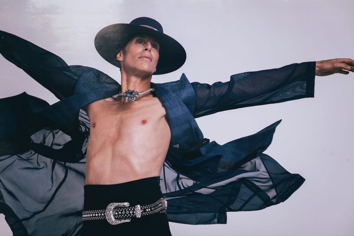 Interview? Perry Farrell Philosophizes About Peace, Punk Rock + Recovering From The Apocalypse