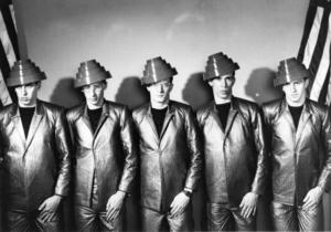 Devo earns second nomination for the Rock and Roll Hall of Fame