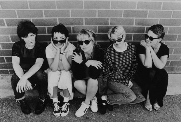 The Go-Go's score first nomination for Rock and Roll Hall of Fame