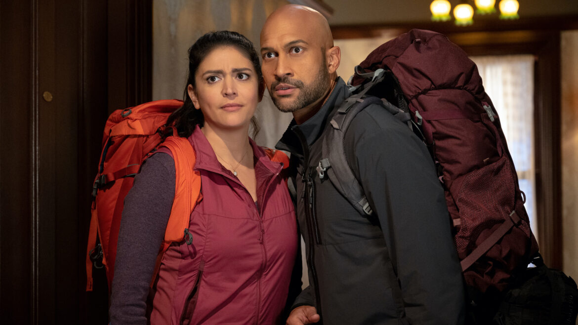 'Schmigadoon!': Cecily Strong and Keegan-Michael Key on Apple TV+