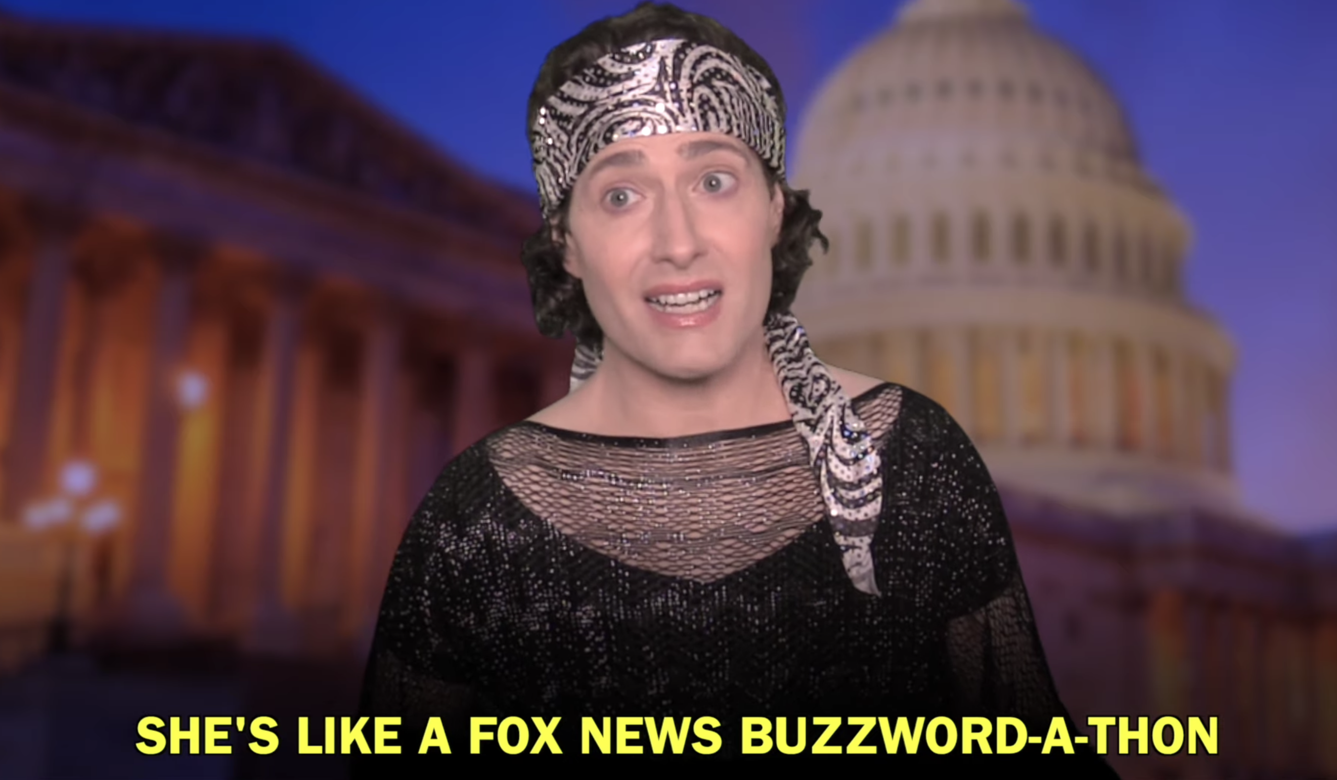 Randy Rainbow releases parody song about GOP congresswoman Marjorie Taylor Greene