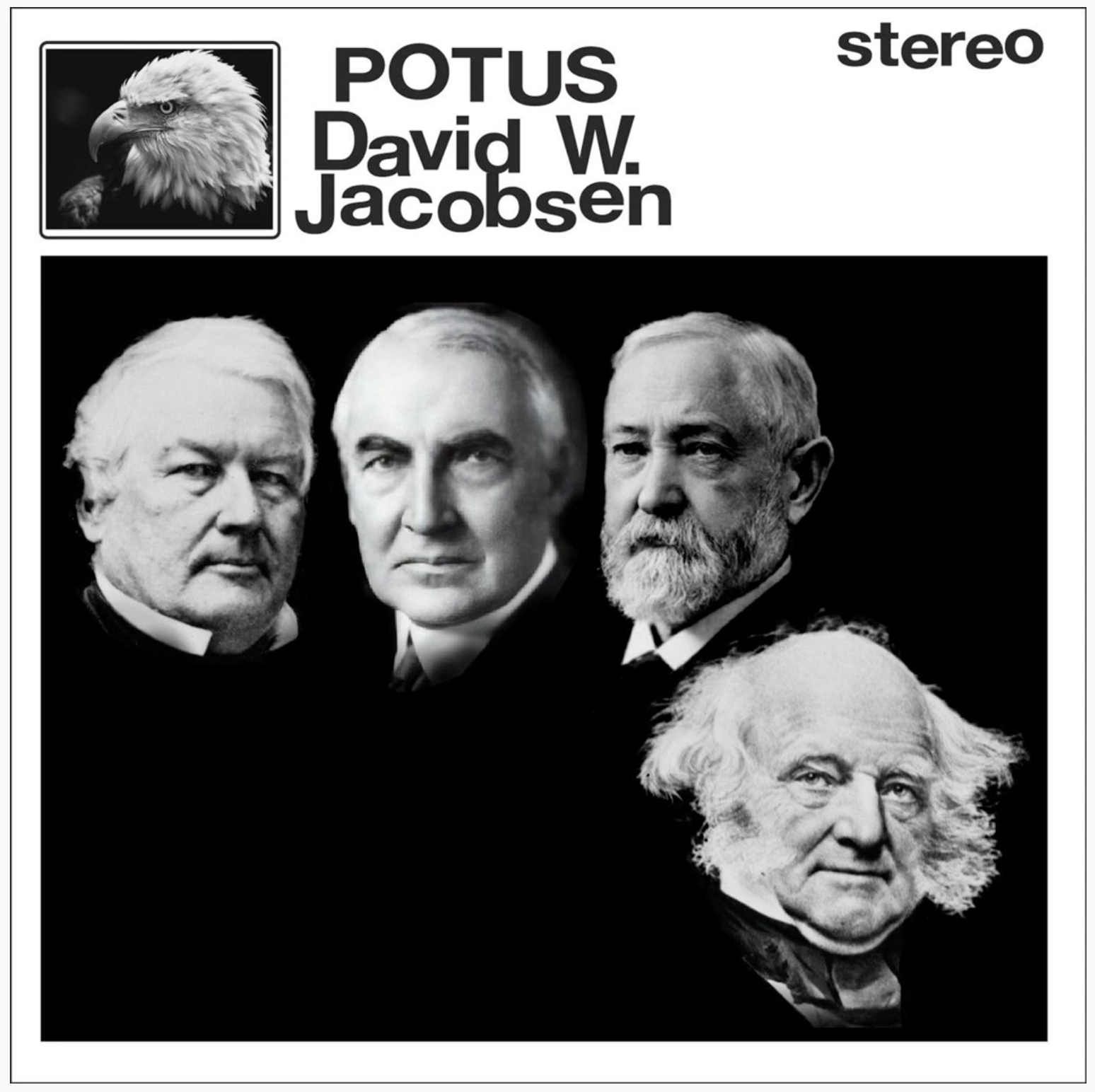 "Musical theater meets social studies on comedy-rock album ""POTUS"""