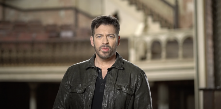 Harry Connick Jr. Releases Music Video Filmed Inside Derby's Sterling Opera House | Valley Independent Sentinel – Valley Independent Sentinel
