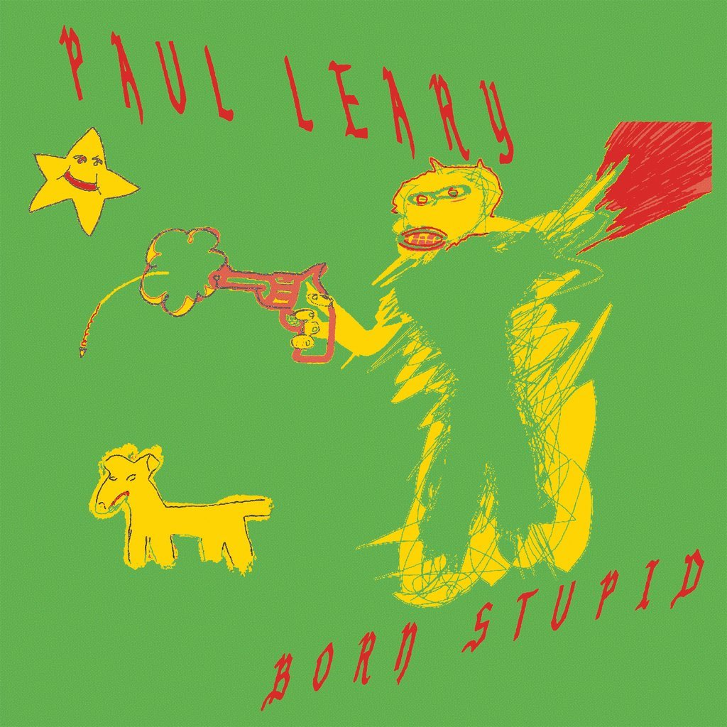 Album Review: Paul Leary – Born Stupid