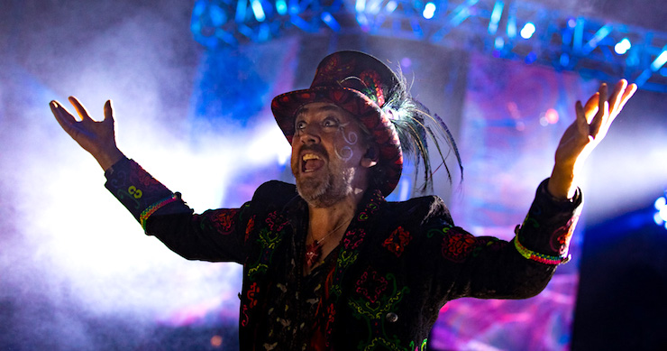 Shpongle Confirms Forthcoming 'Carnival Of Peculiarities' EP