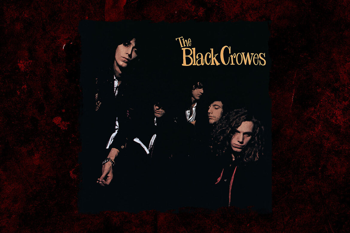 Black Crowes Release 'Shake Your Money Maker'