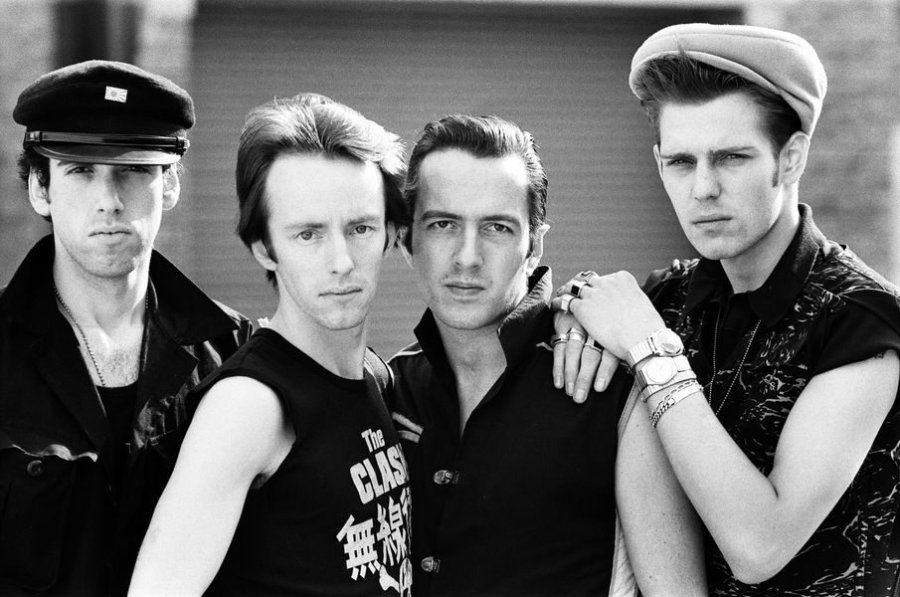 The story of how The Clash created the hit 'Train in Vain'.