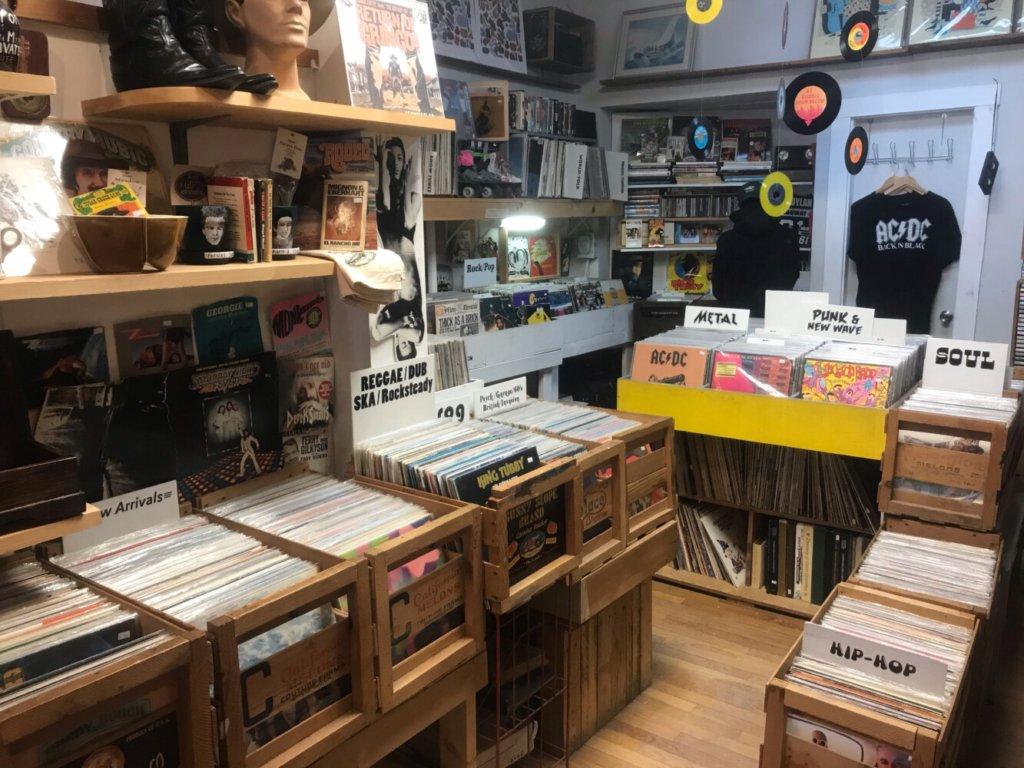 Face the Music: Looking to build up your record collection? Here's where to find vinyl in Portland