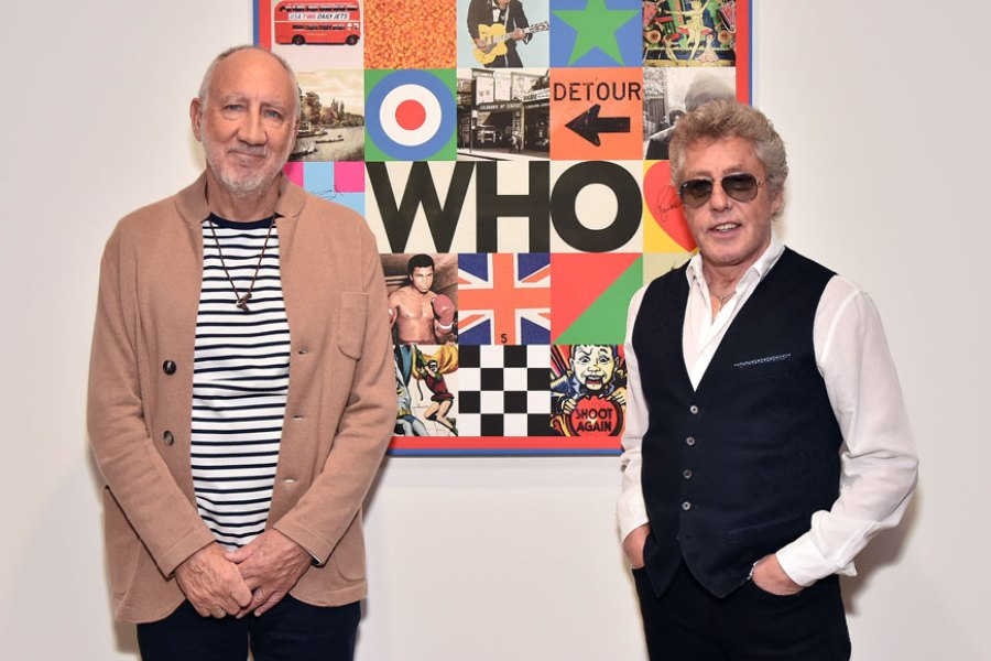 The Who Announces Super Deluxe Edition of The Who Sell Out Including 14 Unreleased Pete Townshend Demos