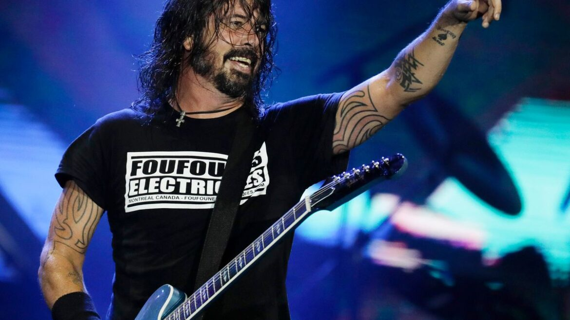 Foo Fighters, Waltzer, The Luka State are best new music picks