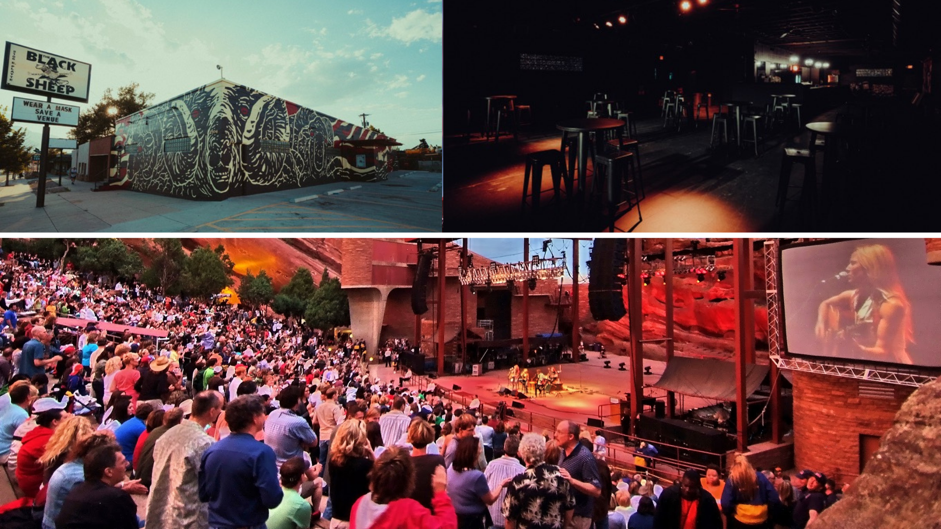 Live aid: Pandemic puts pause on Colorado music scene as venues await help