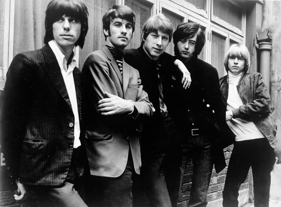 You may not know the Yardbirds, but you know their guitarists