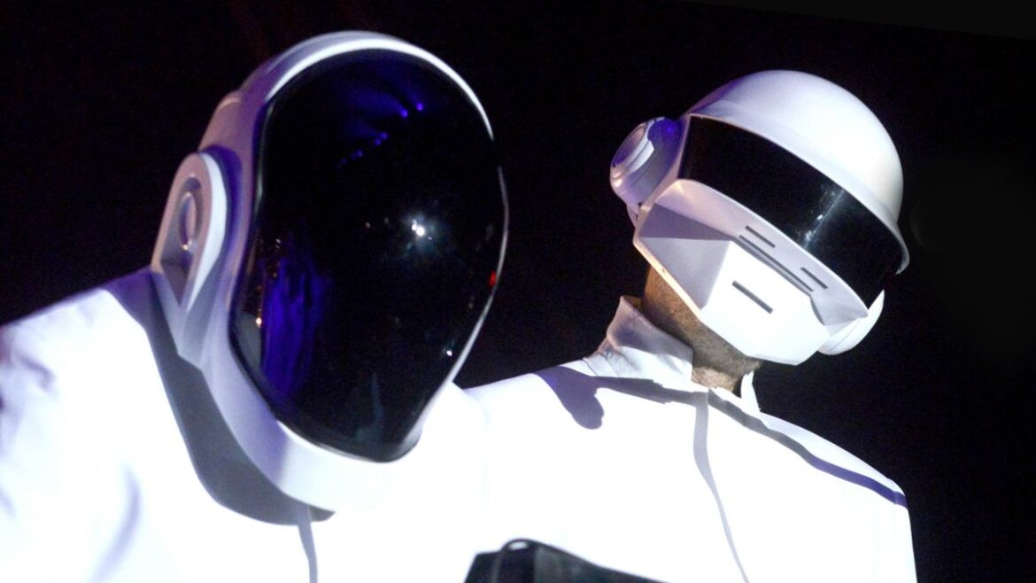 5 tracks producers need to hear by… Daft Punk